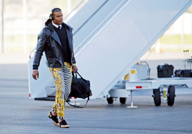 Fashion Cam Newton